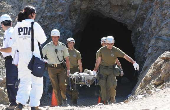Prevención de incendios en minas son fomentados por nuestra institución