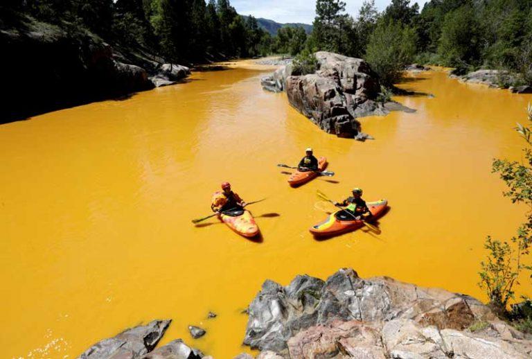 Prevención de efectos contaminantes es impulsada en proyectos mineros