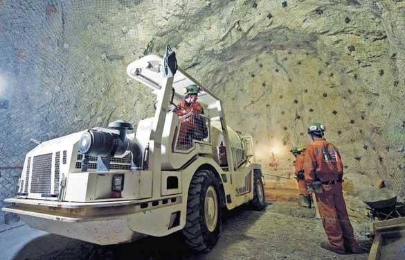 Métodos de fortificación minera para reducción de accidentes