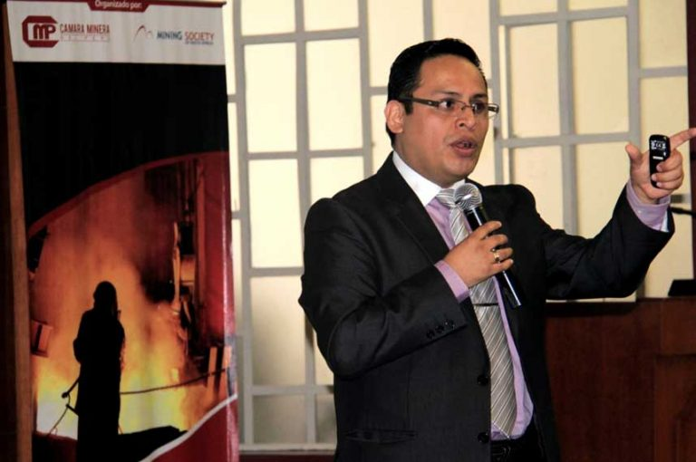Cátedra de Introducción a la seguridad minera para reducir accidentes
