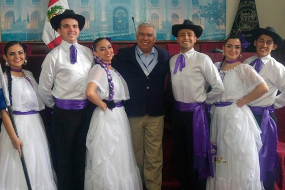 X Encuentro Mundial de Folklore