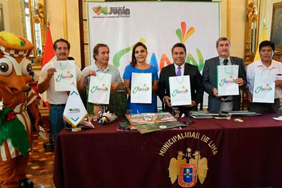 Lanzamiento de la Marca Junín con la participación de nuestra institución
