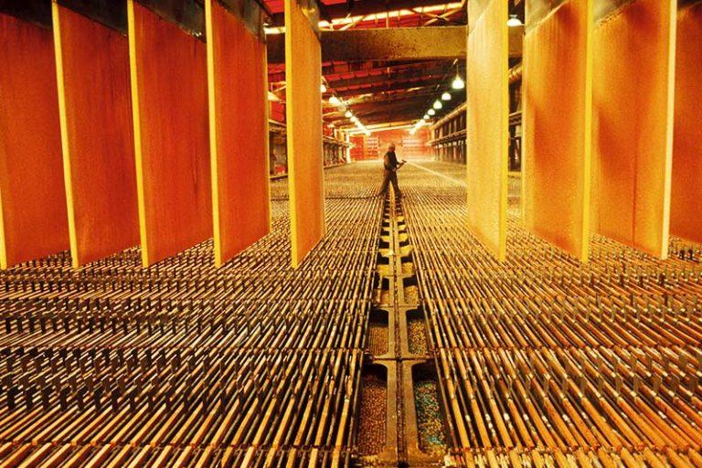 Curso minero en optimización de plantas de procesamiento mineral