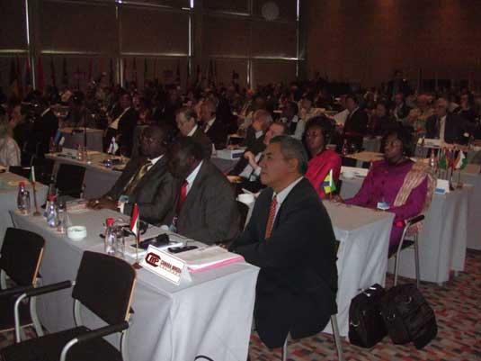 Congreso GeoMin 2016 en Sudáfrica será organizado por nuestra institución