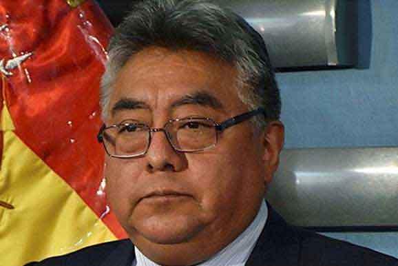 Rechazo a la violencia y muerte del Viceministro del Interior de Bolivia