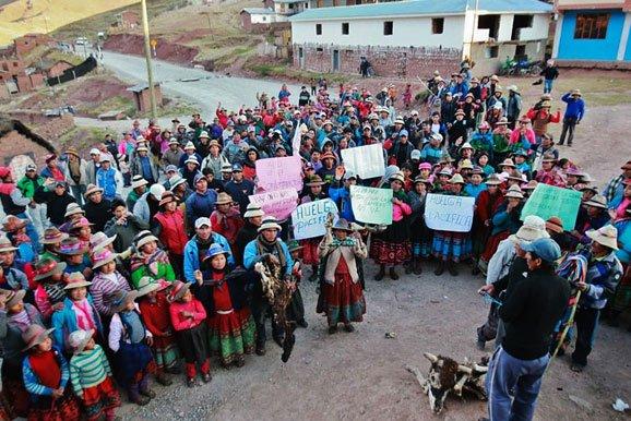 Muerte en Las Bambas: Cámara minera lamenta muerte de comunero