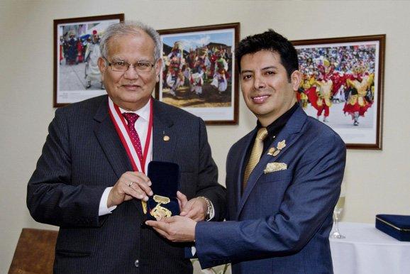 Rector de la UNI se integra al Consejo Consultivo de la institución